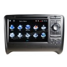 Audi A4 (2002-2008) SEAT EXEO (2010-2012) Car DVD GPS Navigation player with 7 Inch Digital HD touchscreen Bluetooth