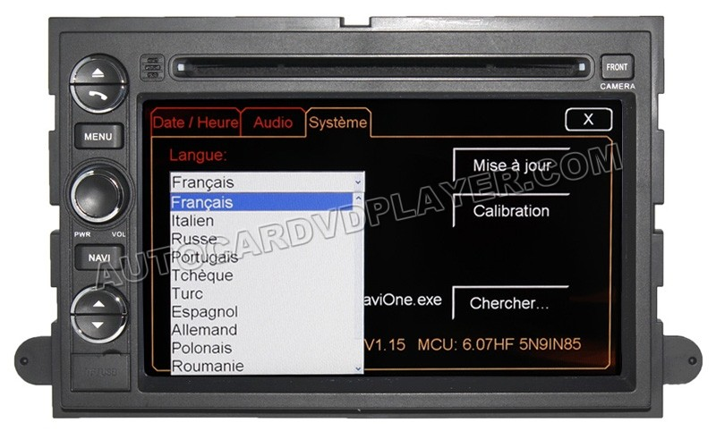 Ford Dvd Gps Wah Lc