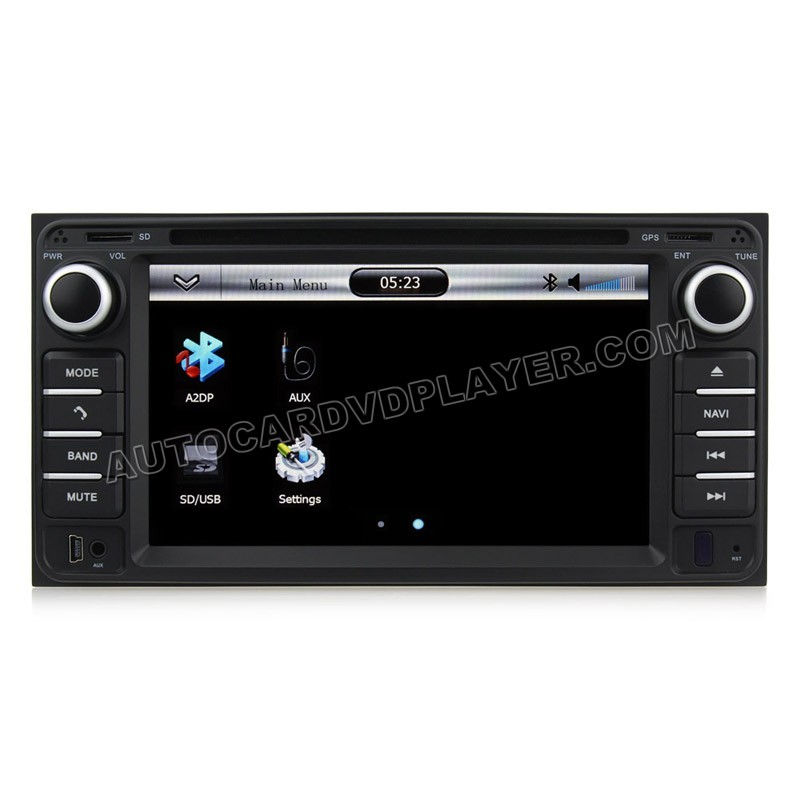 toyota camry 2006 bluetooth car stereo bluetooth a2dp cd changer adapter toyota camry corolla. Black Bedroom Furniture Sets. Home Design Ideas